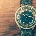 OMEGA  VINTAGE DIVER BLUE 1970'S