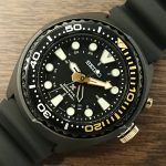 SEIKO 50th Anniversary BLACK DIVER'S