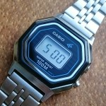 CASIO WATER SPORTS LADY  1980'S