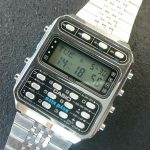 CASIO 1st DATABANK CD-401 1984'S