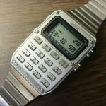 SEIKO CALCULATOR MEMORY VINTAGE 1982'S