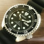 SEIKO SHARK CUSTOM DIVERS
